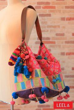Ladies Women/'s Fashion Designer Leela Collection tote handbag shoulder purse bag