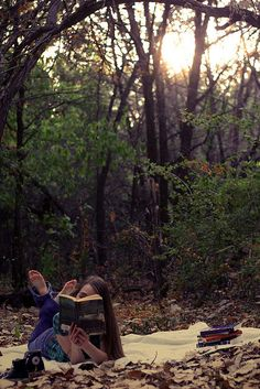 forest reading