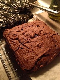 OMG....I think I just died and went to heaven :) Cafe Patron Chocoholic Brownies