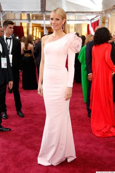 Gwyneth vestindo Ralph & Russo - Oscar 2015 | DRESS A PORTER – BLOG