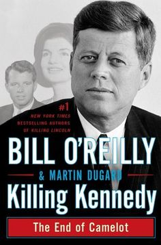 Killing Kennedy: The End of Camelot by Bill O'Reilly, http://www.amazon.com/dp/0805096663/ref=cm_sw_r_pi_dp_Tyvtqb0VG0A9W
