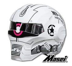 masei 610 ironman gundam zaku blanca casco de motocicleta todos los tamanos disponibles - Categoria: Avisos Clasificados Gratis  Estado del Producto: New with tagsMasei IronMan 610 US Army FlipUp White Motorcycle Bike HelmetsSize: All sizes Available ABS Shell Removable Pad & Liners for changing different sizes Washable Hydradry cheekpads SmallMediumLargeXLarge AvailableShipping:Please allow 8 16 days for shipping A tracking number will be provide for every order within 3 business…