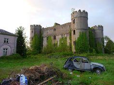 Castello Ruperra - Galles