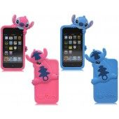 New 3D Cute Cartoon Silicone Cover Case for iPod Touch 4 4G