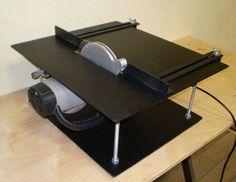 Стол для ручной циркулярной пилы своими руками чертежи