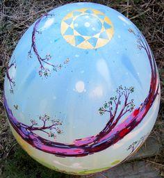 'Seasonal Egg'  piece for The Big Egg Hunt, London 2012.