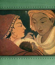 Mary jesus and joseph - indian