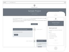 Kirby Project Hub: Quick and simple project management for freelancers and small agencies.