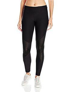 0968eaf856 Steve Madden Women s Mesh Inset Legging at Amazon Women s Clothing store