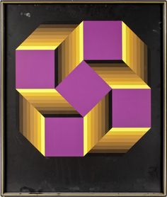 VICTOR VASARELY, France