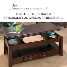 The soul of the home known as the furniture becomes even more special if the furniture has got the looks as well as the beauty. The beautiful soul of a home. #indianart #furnitures #homedecor #beautiful