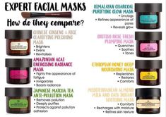 The Expert Facial Masks are lovely! I'm so excited to use my Himalayan Charcoal mask🥰 Which looks the best? The Body Shop Uk, Body Shop At Home, Body Shop Skincare, Body Shop Products, Skin Products, Makeup Products, Makeup Tips, British Rose, Glow Mask