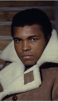 Muhammad Ali Oyster Fashion: 'Supper Club' Shot by Chris Kontos