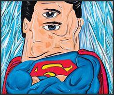 Picasso Superheroes