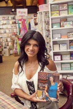 Teresa Giudice Signs Books In New Jersey