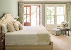 Jarboe Home - Element Construction Dream Bedroom, Home Bedroom, Master Bedroom, Bedroom Decor, Boudoir, Sophisticated Bedroom, Cute Home Decor, Guest Bedrooms, Beautiful Bedrooms