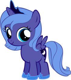 my little pony baby luna - Buscar con Google