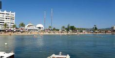 San Antonio Bay Ibiza Spain