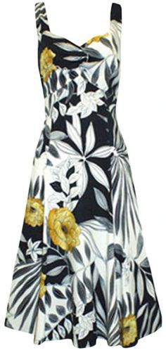 20410b793b9d1 FREE SHIPPING from Hawaii - Super cute short Hawaiian Dress on clearance!  Rayon dress.
