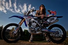 Female Motocross Riders