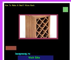 How To Make A Small Wine Rack 193253 - The Best Image Search