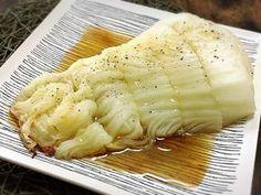 白菜と調味料だけで出来る、絶品おかず! 試食してくれた方々が驚いてくれたほど、美味しくなる『まるごと蒸し』のご紹介です♡ Wine Recipes, Gourmet Recipes, Vegetarian Recipes, Cooking Recipes, Healthy Japanese Recipes, Asian Recipes, Japanese Food, Cafe Food, E 10