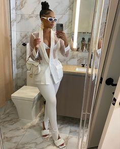Boujee Outfits, White Outfits, Classy Outfits, Fall Outfits, Summer Outfits, Casual Outfits, Fashion Outfits, Womens Fashion, Fashion Tips