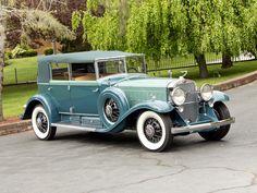 1930 Cadillac V16 All-Weather Phaeton by Fleetwood