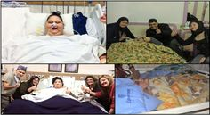World's Heaviest Man Franco and Woman Eman to Undergo Weight Loss Surgery
