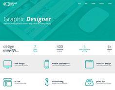 "Check out new work on my @Behance portfolio: ""Portfolio 2015 Graphic Designer mariuszkunc.com"" http://on.be.net/1OspwpH"