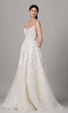 Wedding dress idea; Featured Dress: Lela Rose