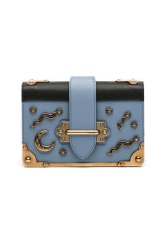 prada clutch satchel document holder