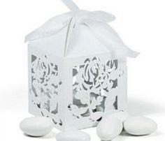 Cutie marturie model Floare Candle Holders, Decorative Boxes, Candles, Model, Home Decor, Decoration Home, Room Decor, Scale Model, Porta Velas
