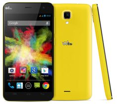 "PN:BLOOMYELLOW  SMARTPHONE WIKO BLOOM 4.7"" YELLOW 4.7/QUADCORE/1GB/4GB/DUAL SIM/ ANDROID4.4  135,74€ PVP"