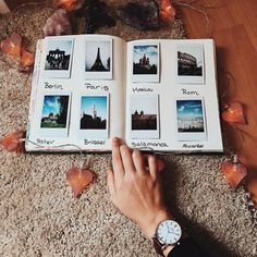 Bullet Journal School, Bullet Journal Inspo, My Journal, Polaroid Pictures, Editing Pictures, Polaroids, Polaroid Instax, Photo Collage Template, Art Journal Inspiration