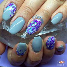 Get Gelous, gel nails, glittergasm