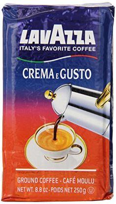 $12.22 - Lavazza Crema e Gusto - Ground Coffee 88-Ounce Bricks Pack of 4