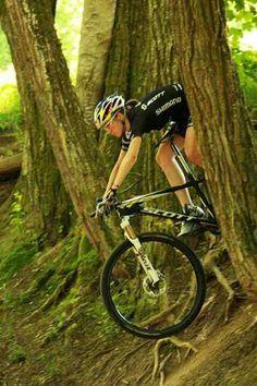 Mountain Biking fit