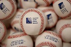 ATHM baseballs!