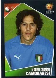 Mauro Camoranesi of Italy. European Championships, Fifa, World Cup, Portugal, Soccer, Japan, Baseball Cards, Sports, Trading Cards