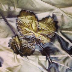 Strawberry Leaf print by Julie Pishny