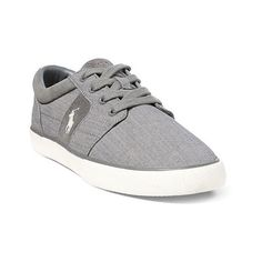 Polo Ralph Lauren Halmore Ii Herringbone Sneaker ($65) ❤ liked on Polyvore  featuring men's