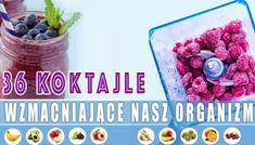Zdrowy przepis na nutelle – porównanie – Motywator Dietetyczny Nutella, Raspberry, Smoothies, Food And Drink, Fruit, Drinks, Cooking, Breakfast, Sweet