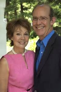David and Julie Nixon Eisenhower - daughter of President Richard Nixon and grandson of President Dwight Eisenhower.