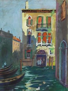 Jane Peterson ~ Impressionist/Expressionist painter. She was solid and quite daring in the early pictures but in her (probably better paid) later pictures she lost the edge and became very pedestrian. JC