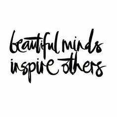 beautiful minds inspire