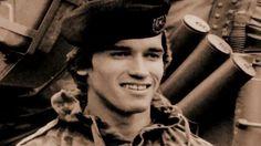 Arnold Schwarzenegger (Body Builder/Actor/Governor) Branch: Austrian Army - Job: Tanker - Rank: - Unit:  - Service:  - Notes: