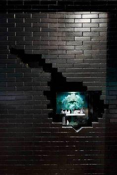 """Escaparate en """"Il Giardinetto"""" - arquitecturag's portfolio on archcase"""