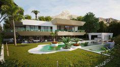 Villa Nagüeles exterior