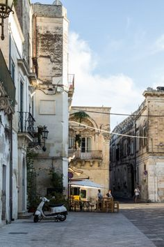 Puglia, Italy by Skye McAlpine